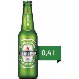 Heineken Pivo ležák světlý sklo