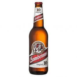 Gambrinus Originál světlé pivo lahev