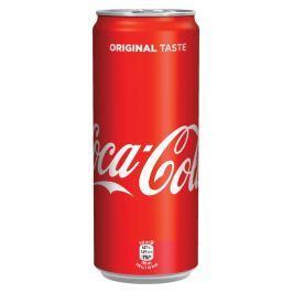 Coca-Cola plech