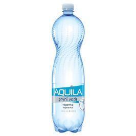 Aquila neperlivá první voda PET