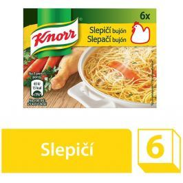 Knorr Bujón slepičí 3l (6x10g)