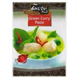 Exotic Food Tandoori Zelená kari pasta