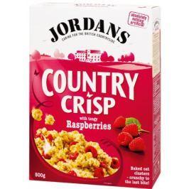 Jordans Country crisp müsli malina