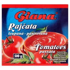 Giana Rajčata loupaná pasírovaná