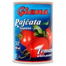Giana Rajčata loupaná celá