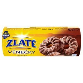Opavia Zlaté věnečky kakaové