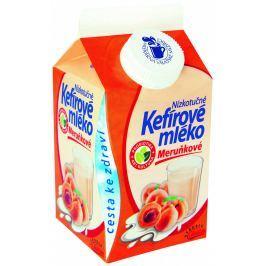 Mlékárna ValMez Kefírové mléko meruňkové nízkotučné 0,8%