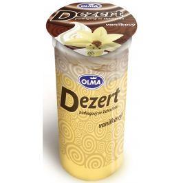 Olma Dezert puding se šlehačkou vanilkový