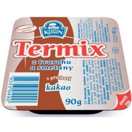 Mlékárna Kunín Termix s příchutí kakao