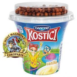 Danone Kostíci Čokoparta vanilka s čokokuličkami