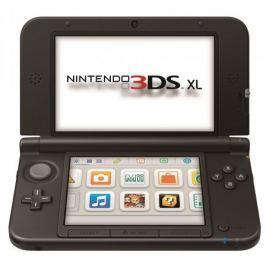 Nintendo 3DS XL Black + Silver