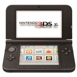 Nintendo 3DS XL Black + Blue