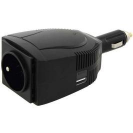 Emos N0035, měnič napětí 12V/230V, 100W