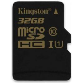 Kingston Micro SDHC 32GB Class 10 UHS-I - SDCA10/32GBSP