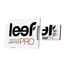 Leef 16GB microSDHC PRO s adaptérem
