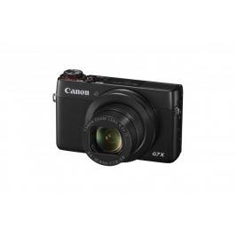 Canon PowerShot G7 X, 20.2Mpix, 4.2x zoom - černý