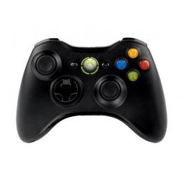 Microsoft Xbox 360 Wireless Controller New Black