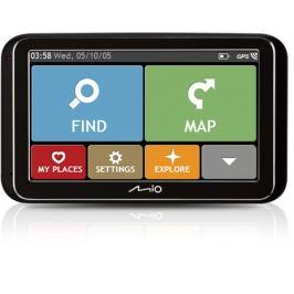 MIO Spirit 6900u GPS navigace, LCD 5