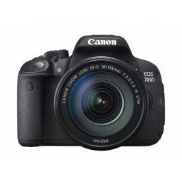 Canon EOS 700D Body zrcadlovka 18.0MPix + 18-135mm IS STM