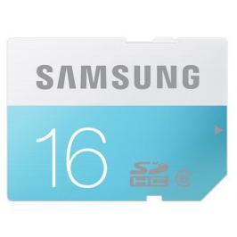 Samsung SDHC Standard 16GB Class 6 + (MB-SS16D/EU)