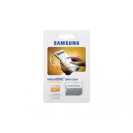 Samsung Micro SDXC EVO 64GB Class 10 + adaptér (MB-MP64DA/EU)