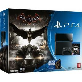 Batman Arkham Knight/PS4 500GB B/EXP