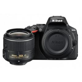Nikon D5500 + 18-55mm VR II Black KIT