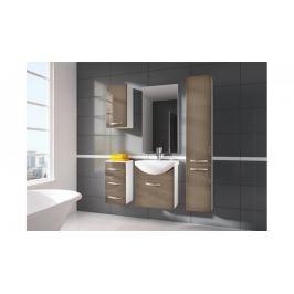 Siracusa - koupelnová sestava s umyvadlem (nube)