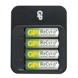 Nabíječka baterií GP PB550 + 4x AA ReCyko 2100