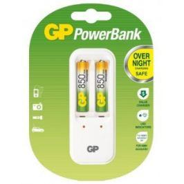 Nabíječka baterií GP Power Bank 410 2x AAA 850mAh