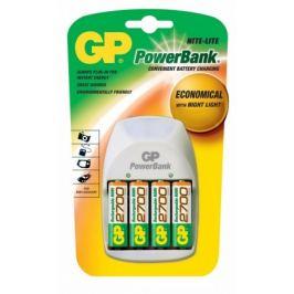 Nabíječka GP PB11GS + 4x AA NiMH2700