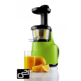 Odšťavňovač G21 Perfect Juicer, green