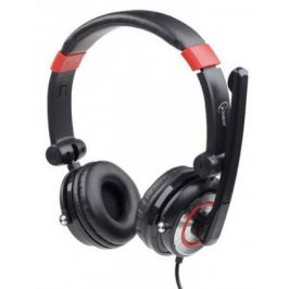 Sluchátka s mik C-tech MHS-5.1-001, USB, 5.1 zvuk