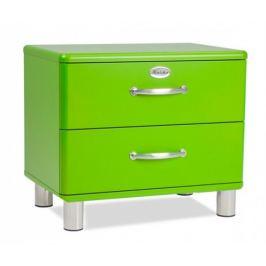 Malibu - Noční stolek (zelená)