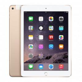 Apple iPad Air 2, 16 GB, Wi-Fi + LTE, zlatý