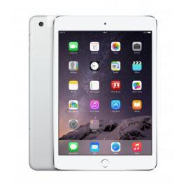 Apple iPad mini 3, 16 GB, Wi-Fi + LTE, stříbrný