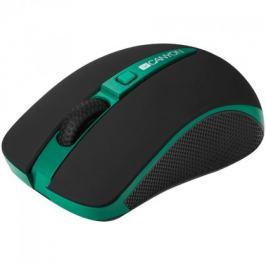 Canyon CNS-CMSW6G optická bezdrátová myš, zelená
