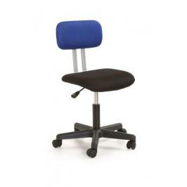 Play - dětská židle (černo-modrá)