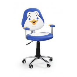 Pinguin - dětská židle (modrá)