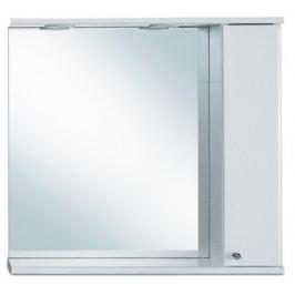 Zrcadlová galerka G 249 s halogenovým osvětlením pravá (zrcadlo)