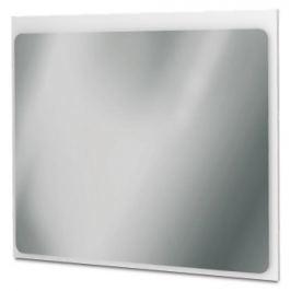 Zrcadlový panel 80 cm (bílá vysoký lesk)