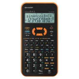 Sharp EL-531XHYRC, oranžová