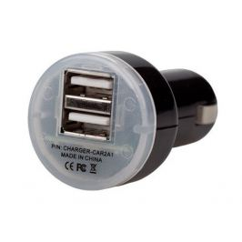 USB High Power Car Charger 2.1A (iPAD ready)