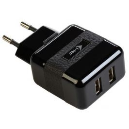 USB High Power AC 230V Charger 2.1A (iPAD ready)