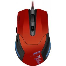 Gaming Mouse SL-680001-BKRD AKLYS, Speed Link, red-black