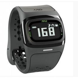 MIO Alpha 2 sportovní hodinky, senzor srdečního tepu - černé