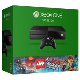 Xbox One 500GB + LEGO Movie Videogame
