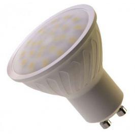 LED žárovka reflektorová 7W GU10 teplá bílá
