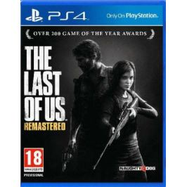 SONY PS4 hra The Last of Us (Remastered)