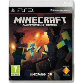 SONY PS3 hra Minecraft